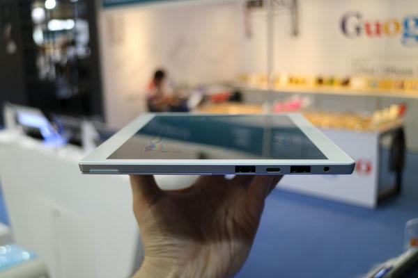 Обзор планшета Chuwi SurBook Mini