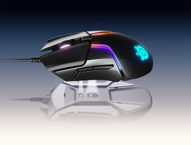 Обзор игровой мишки SteelSeries Rival 600