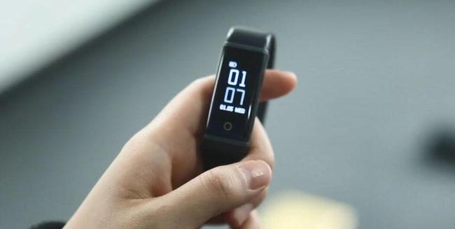 Обзор фитнес трекера Lenovo Cardio Plus HX03W