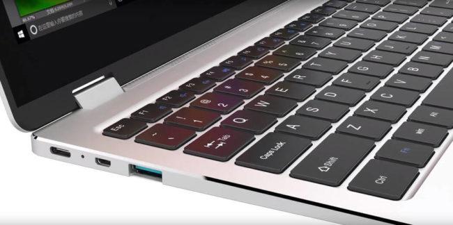 Обзор китайского ноутбука Teclast F6 Pro