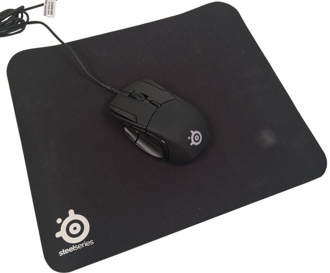 Коврик SteelSeries QcK