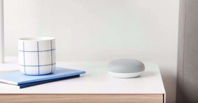 Использование Google Home Mini каждый день