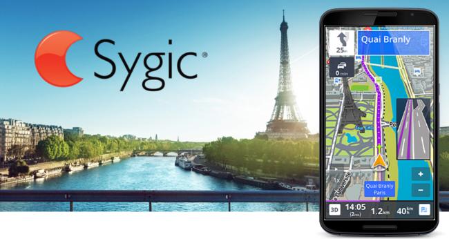 Sygic GPS-навигаторы и карты