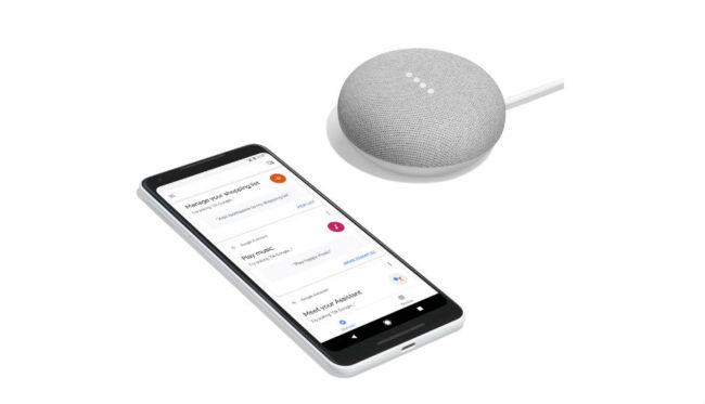 Другие возможности Google Home Mini