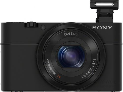Sony Cyber-Shot DSC-RX100 MkII Black
