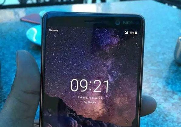 Программное обеспечения Nokia 7 Plus