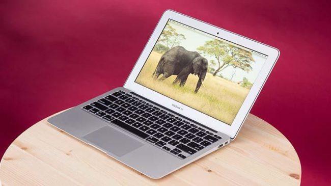 Самый портативный MacBook