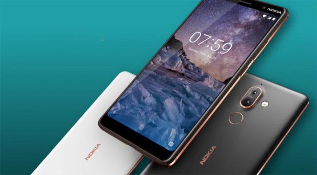 Дизайн Nokia 7 Plus