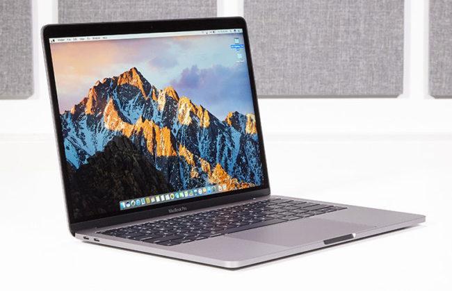 Почему в MacBook Pro нет сенсорного экрана