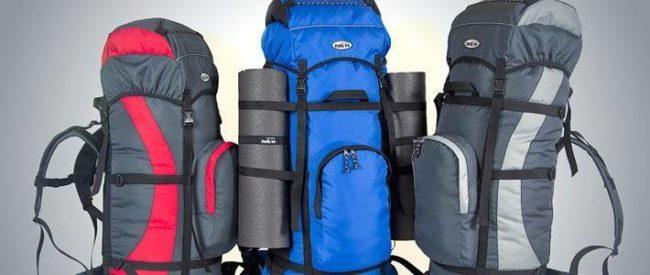 Вместительность рюкзака для ноутбука