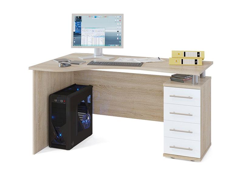 Как выбрать эргономичный компьютерный стол