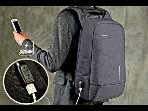 Функциональность рюкзака для ноутбука