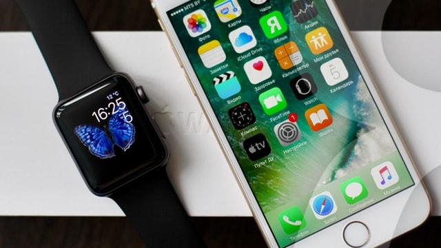 Отключите от смартфона свои Apple Watch