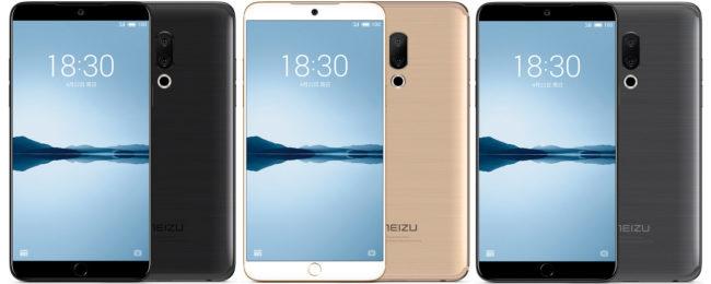 Обзор смартфонов серии Meizu M15