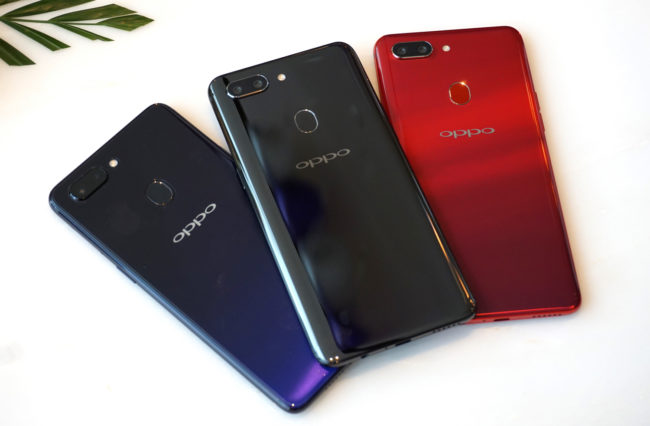 Обзор смартфона Oppo R15 Pro