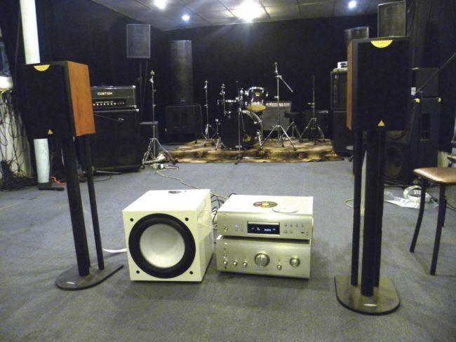 Обновление сабвуфера в домашней аудиосистеме