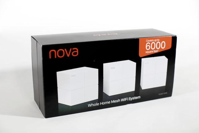 Дизайн Tenda Nova MW6
