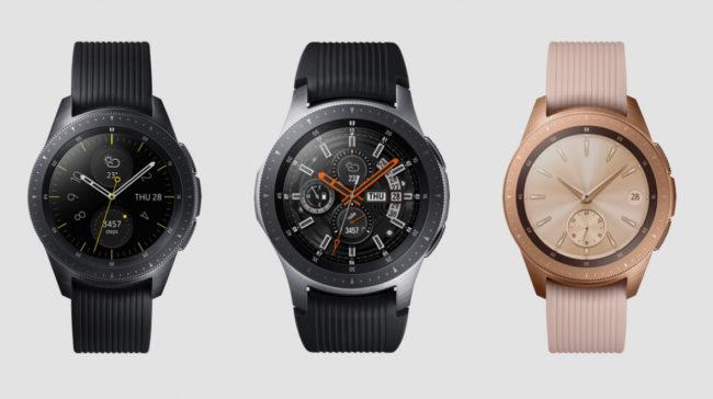 Производительность и ОС Samsung Galaxy Watch