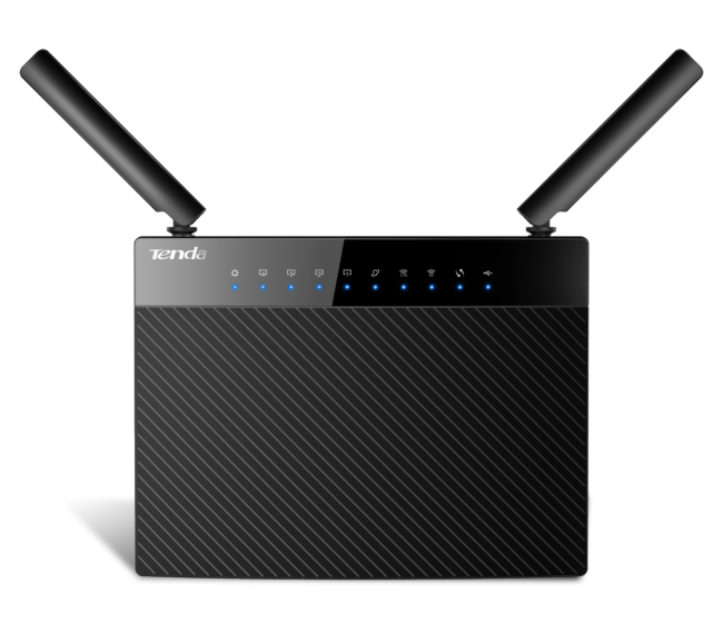 Обзор Wi-Fi роутера Tenda AC9 (AC1200)