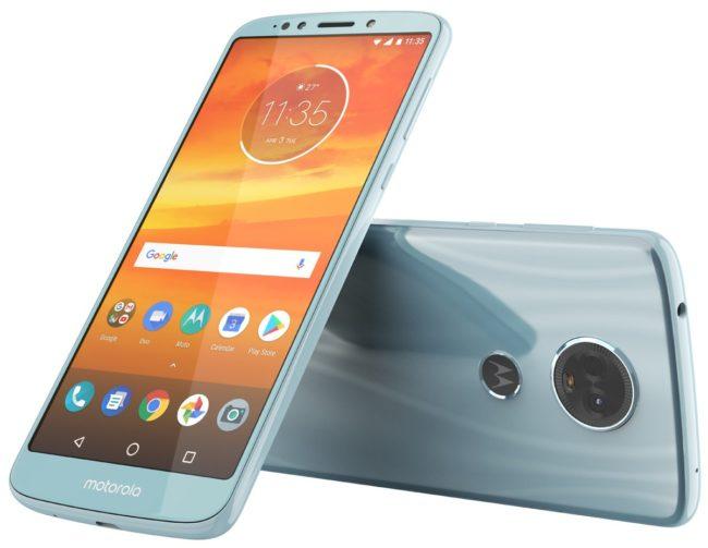 Обзор смартфона Motorola Moto E5 Plus