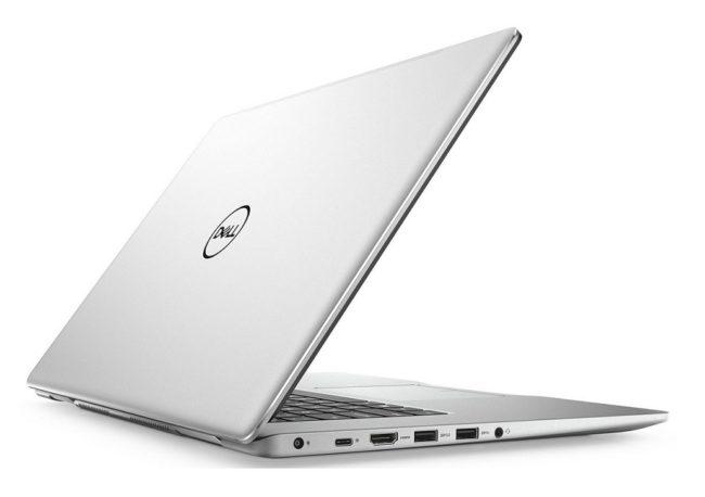 Дизайн Dell Inspiron 5570