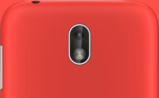 Камера в Nokia 1