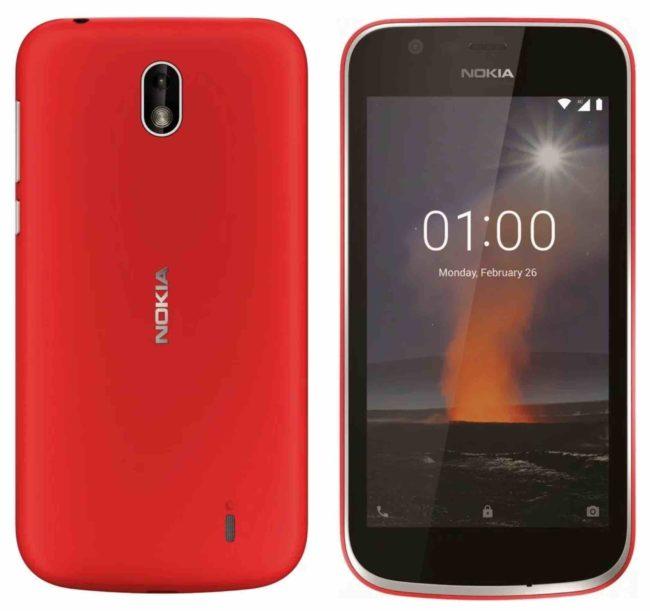 Обзор бюджетного смартфона Nokia 1