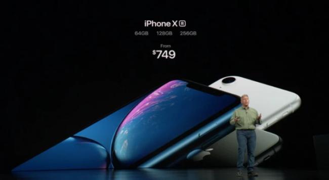 iPhone XR vs iPhone XS vs iPhone XS Max: характеристики и функции