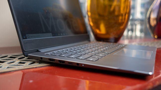 Клавиатура и тачпад в Lenovo IdeaPad 530S