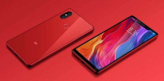 ОС, интерфейс и приложения Xiaomi Mi8