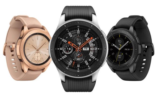 Обзор смарт-часов Samsung Galaxy Watch