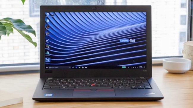 Дисплей Lenovo ThinkPad X280