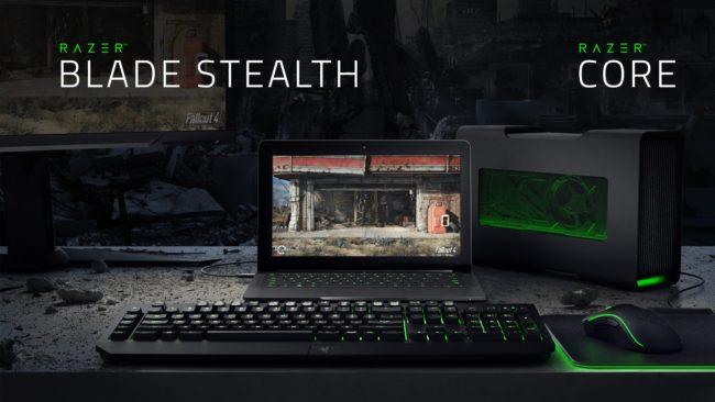 Игровые возможности Razer Blade Stealth 13