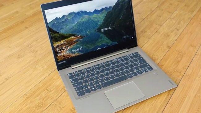 Клавиатура и трекпад Lenovo IdeaPad 520S