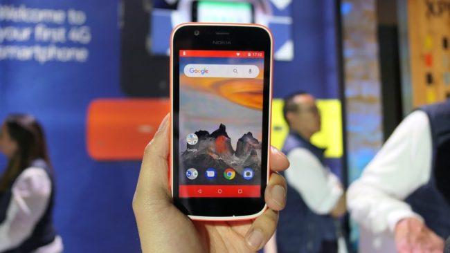 Аппаратное обеспечение и производительность Nokia 1