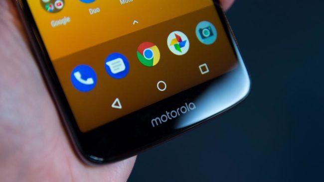 Аккумулятор Motorola Moto E5 Plus