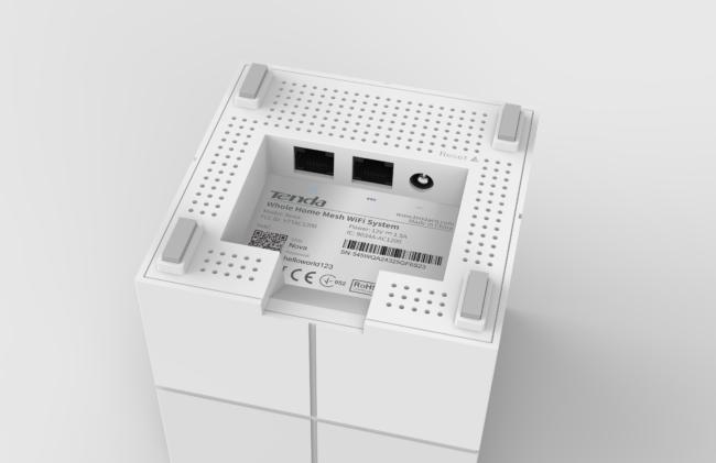 Подключение и настройка Tenda Nova MW6