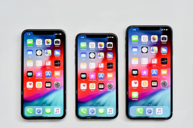 iPhone XR vs iPhone XS vs iPhone XS Max - камера