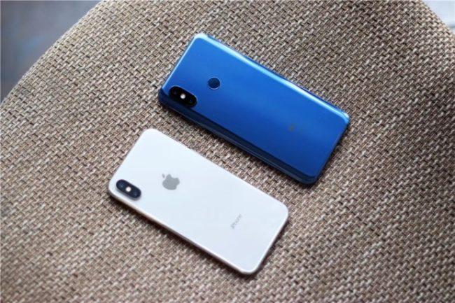 Камеры в Xiaomi Mi8
