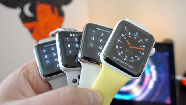 Дизайн и ощущения от Apple Watch Series 4