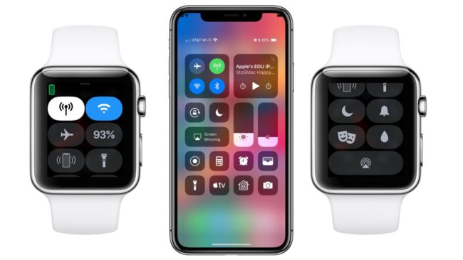 Смарт-функции Apple Watch Series 4