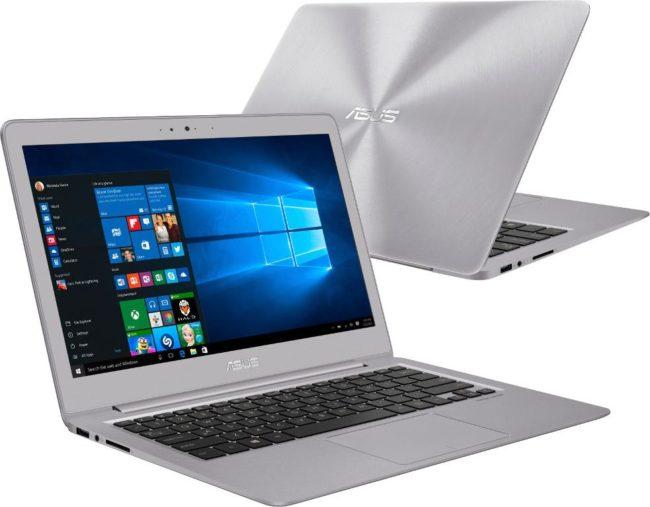 Лучший бюджетный ультрабук - Asus ZenBook UX330UA