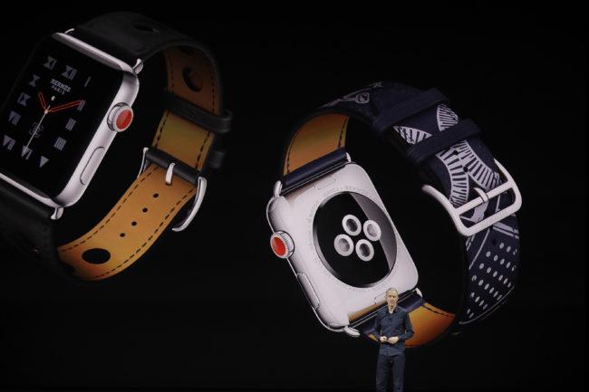Производительность и автономность Apple Watch Series 4