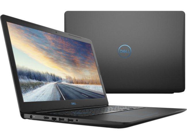 Лучший бюджетный игровой ноутбук - Dell G3