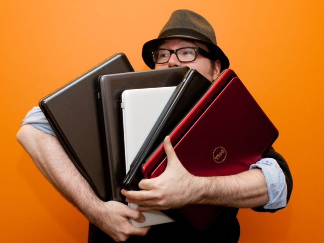 Как выбрать правильный форм-фактор нового ноутбука