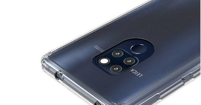 Huawei Mate 20 Pro: камеры