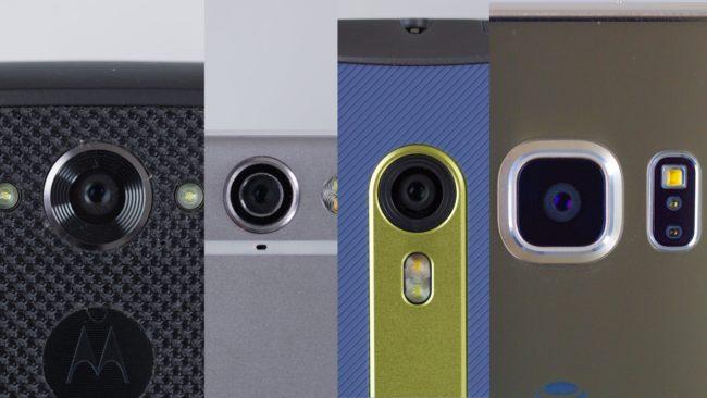 Как работает тройная камера на смартфоне