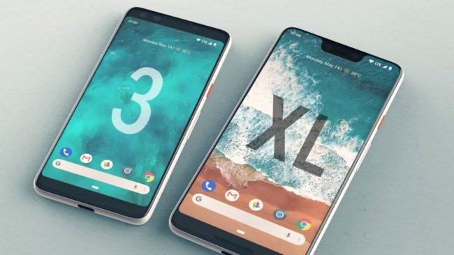 Обзор смартфонов Google Pixel 3 / Pixel 3 XL