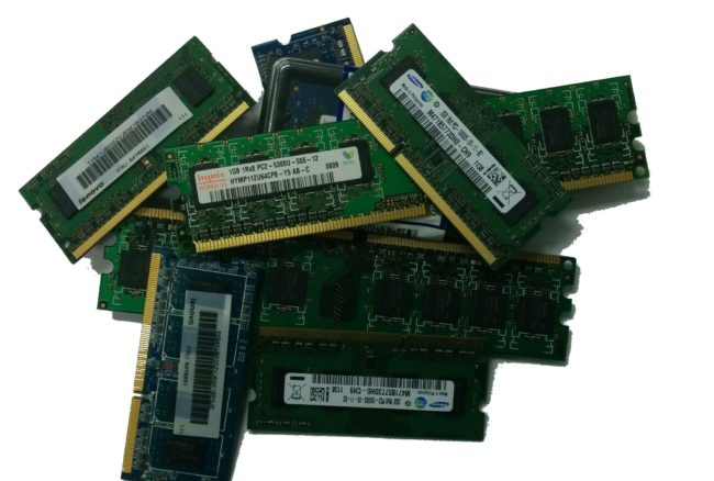 Системная память (ОЗУ)