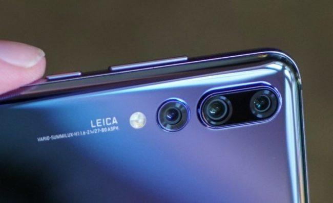 Путь к двойным камерам в смартфоне